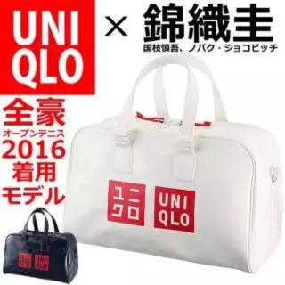 ユニクロ(UNIQLO)のジャムねこ様専用【未使用・タグ付き】UNIQLO エナメルバック  全豪2016(その他)