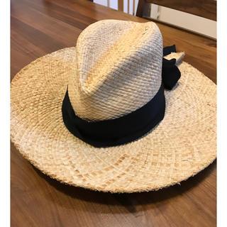18cb01fa735 ドゥーズィエムクラス(DEUXIEME CLASSE)の新品未使用☆Lola hats ローラハット リボン