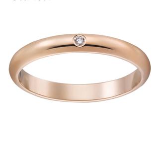 カルティエ(Cartier)のカルティエ 1895 リング ダイヤモンド(リング(指輪))