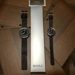 ムジルシリョウヒン(MUJI (無印良品))の無印良品 時計(
