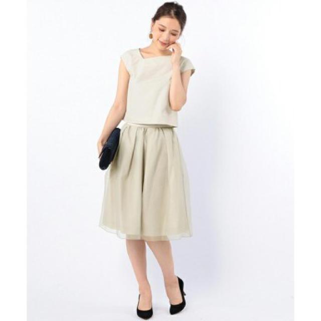 ZARA(ザラ)のZARA♡スリット入りタイトスカートセット レディースのスカート(