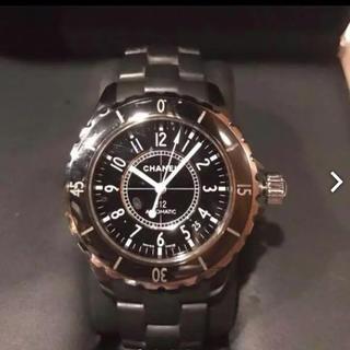 シャネル(CHANEL)のCHANEL J12 腕時計 自動巻き(腕時計(アナログ))