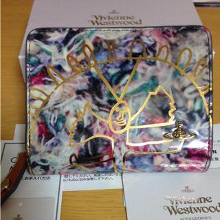 ヴィヴィアンウエストウッド(Vivienne Westwood)のヴィヴィアン ウエストウッド シヴァ SIVA 二つ折り 財布(財布)