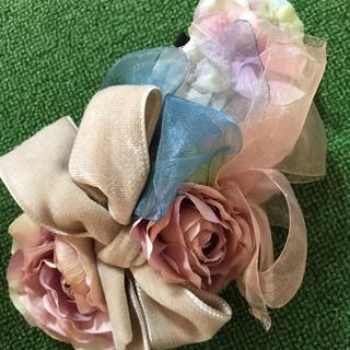 グリモワール(Grimoire)の髪飾り 成人式 お花 着物(和装小物)