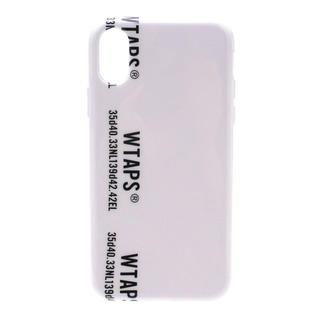 wtaps / bumper 02 / iPhone X case