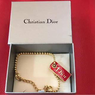 クリスチャンディオール(Christian Dior)のディオール  ブレスレット(ブレスレット)