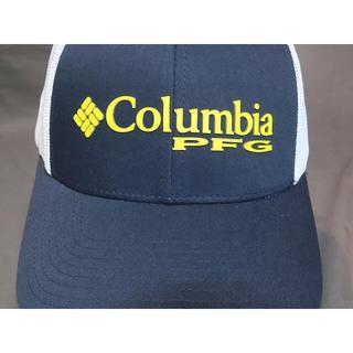 コロンビア(Columbia)のコロンビアスポーツ【PFG】【SNAPBACK】ロゴ入り メッシュCAP(ウエア)