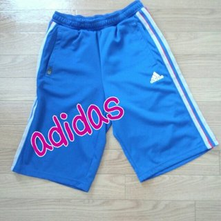 アディダス(adidas)の♡adidasハーパン♡150(ハーフパンツ)