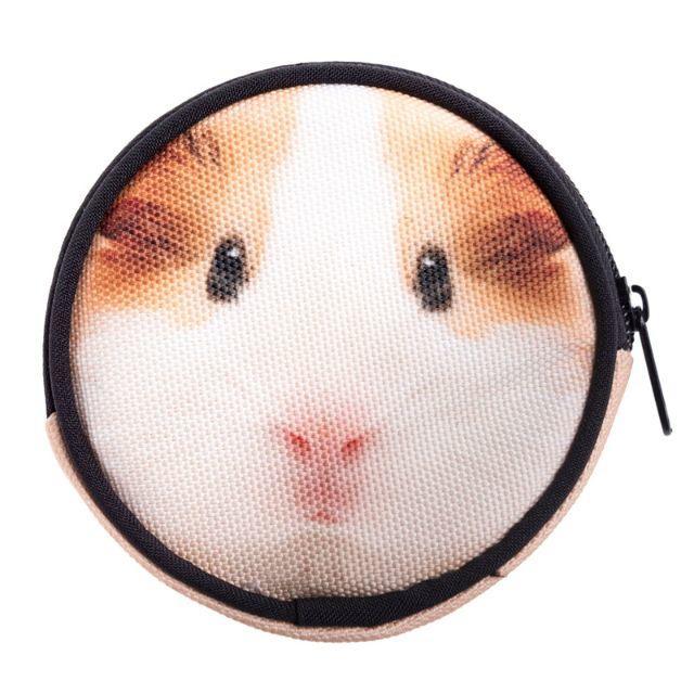 モルモット☆モルちゃんコインケース・小物入れ ♪ 新品未使用品  送料無料♪ その他のペット用品(小動物)の商品写真