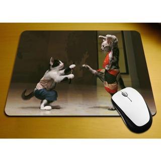猫ちゃん♪ 猫マウスパッド 新品未使用品 送料無料♪(猫)