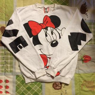 ディズニー(Disney)のミニーちゃんトレーナー(トレーナー/スウェット)