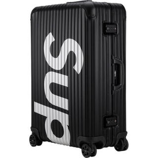 シュプリーム(Supreme)のSupreme RIMOWA シュプリーム リモワ スーツケース トラベルバッグ(トラベルバッグ/スーツケース)