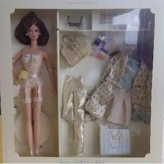 バービー(Barbie)の値下げしました!【新品】バービー人形 コンチネンタルホリデー(ぬいぐるみ/人形)