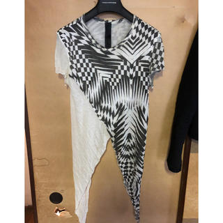 ガレスピュー(Gareth Pugh)のガレスピュー 変形カットソー シャツ(Tシャツ/カットソー(七分/長袖))