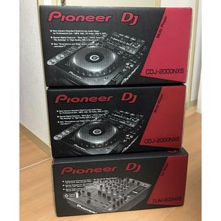パイオニア(Pioneer)のPIONEER CDJ2000Nexus PIONEER DJM900Nexus(CDJ)