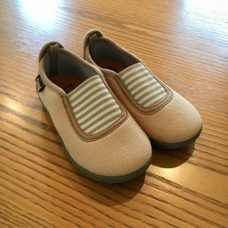 ニシマツヤ(西松屋)のkids靴(スリッポン)