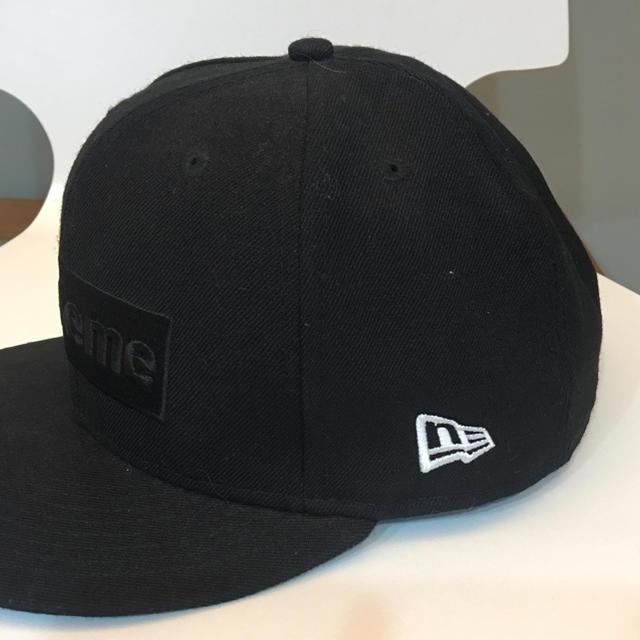 c500f4954f1f Supreme(シュプリーム)のmicさん専用 シュプリーム ニューエラ キャップ 63.5㎝ メンズの帽子