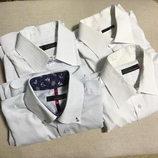 エービーエックス(abx)の【ttrancejp様専用】メンズビジネスシャツ 4枚セット(シャツ)