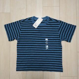 ユニクロ(UNIQLO)の新品未使用!ユニクロ キッズ Tシャツ 130(Tシャツ/カットソー)