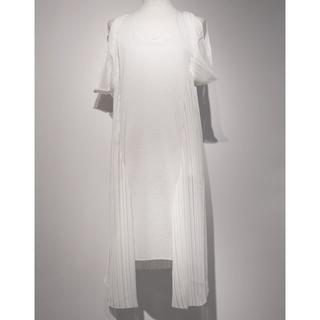 システレ(SISTERE)のSISTERE STRIPED TANK DRESS(ミニワンピース)
