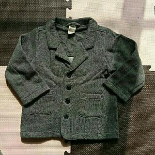 エイチアンドエム(H&M)のH&M(12-18)90センチ☆ニットジャケット(ジャケット/上着)