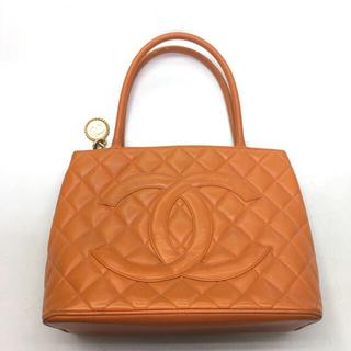 1c7fd13749b8 シャネル マトラッセ バッグ(オレンジ/橙色系)の通販 41点 | CHANELの ...