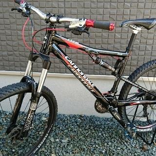 キャノンデール(Cannondale)のキャノンデール マウンテンバイク rize5 2009(自転車本体)