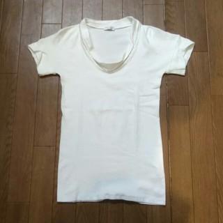 ブルネロクチネリ(BRUNELLO CUCINELLI)のブルネロクチネリ Brunello cucinelli Tシャツ カットソー(カットソー(半袖/袖なし))