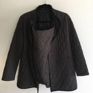 限定価格☆抱っこ紐対応☆ママコートジャケット(マタニティアウター)