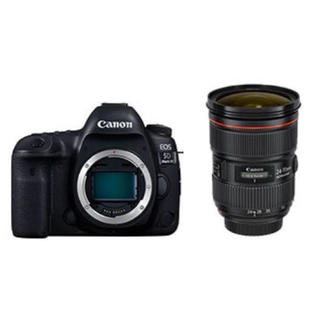 キヤノン(Canon)のCanonの5D MarkⅣとレンズ二本ストロボ(デジタル一眼)