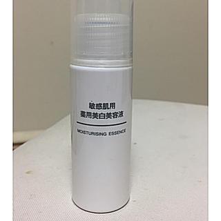 ムジルシリョウヒン(MUJI (無印良品))の薬用美白美容液(美容液)