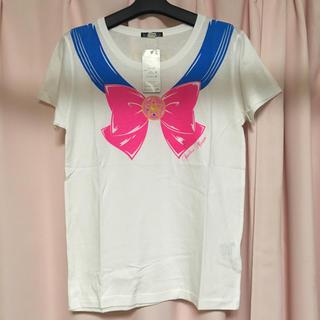 バンダイ(BANDAI)の新品!セーラームーン Tシャツ M  新9(Tシャツ(半袖/袖なし))