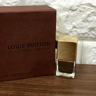 ルイヴィトン(LOUIS VUITTON)のルイヴィトン マニキュア Gold Nail polish(マニキュア)