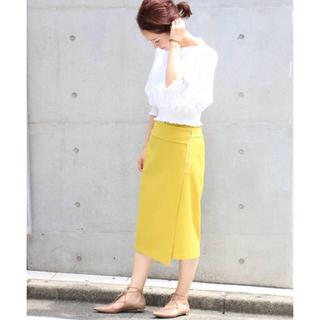 ノーブル(Noble)のNoble♡ラップタイトスカート(ひざ丈スカート)