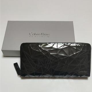 カルバンクライン(Calvin Klein)の【おさるさん専用】CK カルバンクライン 長財布(長財布)