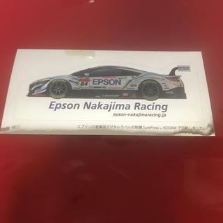 ホンダ(ホンダ)のスーパーGT NSX ステッカー(モータースポーツ)
