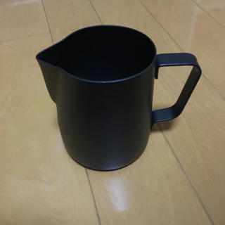 デロンギ(DeLonghi)のテフロン ミルクジャグ ピッチャー(エスプレッソマシン)