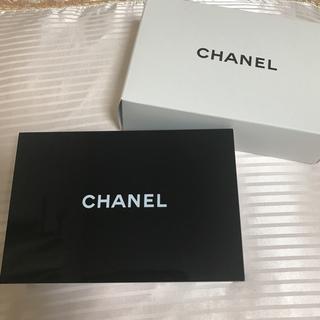 シャネル(CHANEL)のCHANEL♡ミラー付きジュエリーBOX 箱付き(小物入れ)
