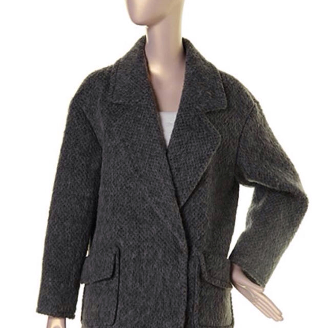 LagunaMoon(ラグナムーン)のLAGUNA チェスターコート レディースのジャケット/アウター(ロングコート)の商品写真