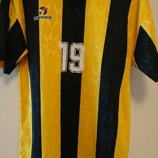 トッパー(Topper)のTOPPER_ゲームシャツ 背番号付き タイガージャージ Lサイズ(ウェア)