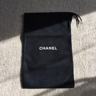 シャネル(CHANEL)の新品CHANELシューズ用保存巾着袋(その他)