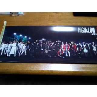 エグザイル(EXILE)のHIGH &LOWのポスター&JSBトランプ 値下げ(ポスター)