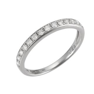 ポンテヴェキオ(PonteVecchio)のK18WGダイヤモンドリング(リング(指輪))
