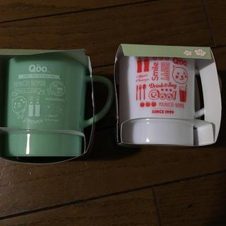 コカコーラ(コカ・コーラ)のクー コップ ミルキー スタッキングカップ (ノベルティグッズ)