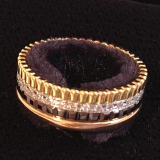 ブシュロン(BOUCHERON)のブシュロン キャトル ダイヤ T53(12.5号)リング ブシュロンで磨き済み(リング(指輪))