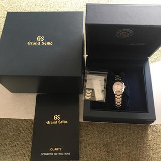 グランドセイコー(Grand Seiko)のゆうち8129様専用!美品 グランドセイコー レディース 腕時計 (腕時計)