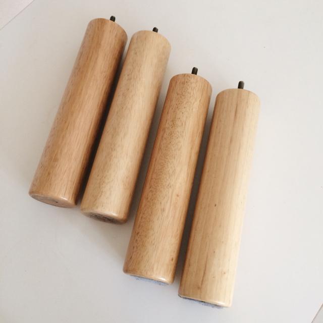 ベーシックボンネルコイル脚付きマットレスベッド シングル 脚15cm - ベッド通販 ネルン(nelun)
