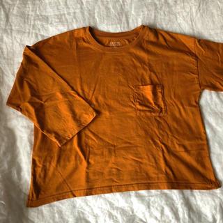 ローリーズファーム(LOWRYS FARM)のLOWRYS FARM 7分袖 Tシャツ(Tシャツ(長袖/七分))