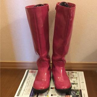 アシナガオジサン(あしながおじさん)の専用!!あしながおじさん レインブーツ (レインブーツ/長靴)