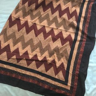 マルチカバー インド綿 ソファ ベッドなどに 男前 ボタニカル マルチクロス (ソファカバー)
